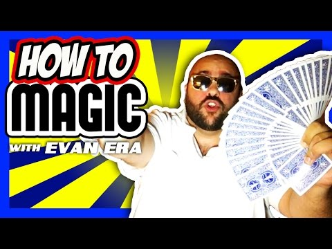 10 CARD TRICKS - HOW TO MAGIC