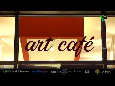 'Art Cafe' at Sheraton Grand Bangalore Hotel