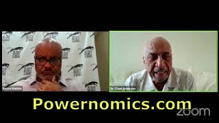 Dr Claud Anderson speaks on codes of economic conduct