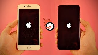 iPhone 8 Plus vs iPhone 7 Plus - Speed Test! (4K)