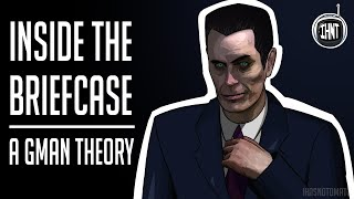 Inside the briefcase - A G-man theory