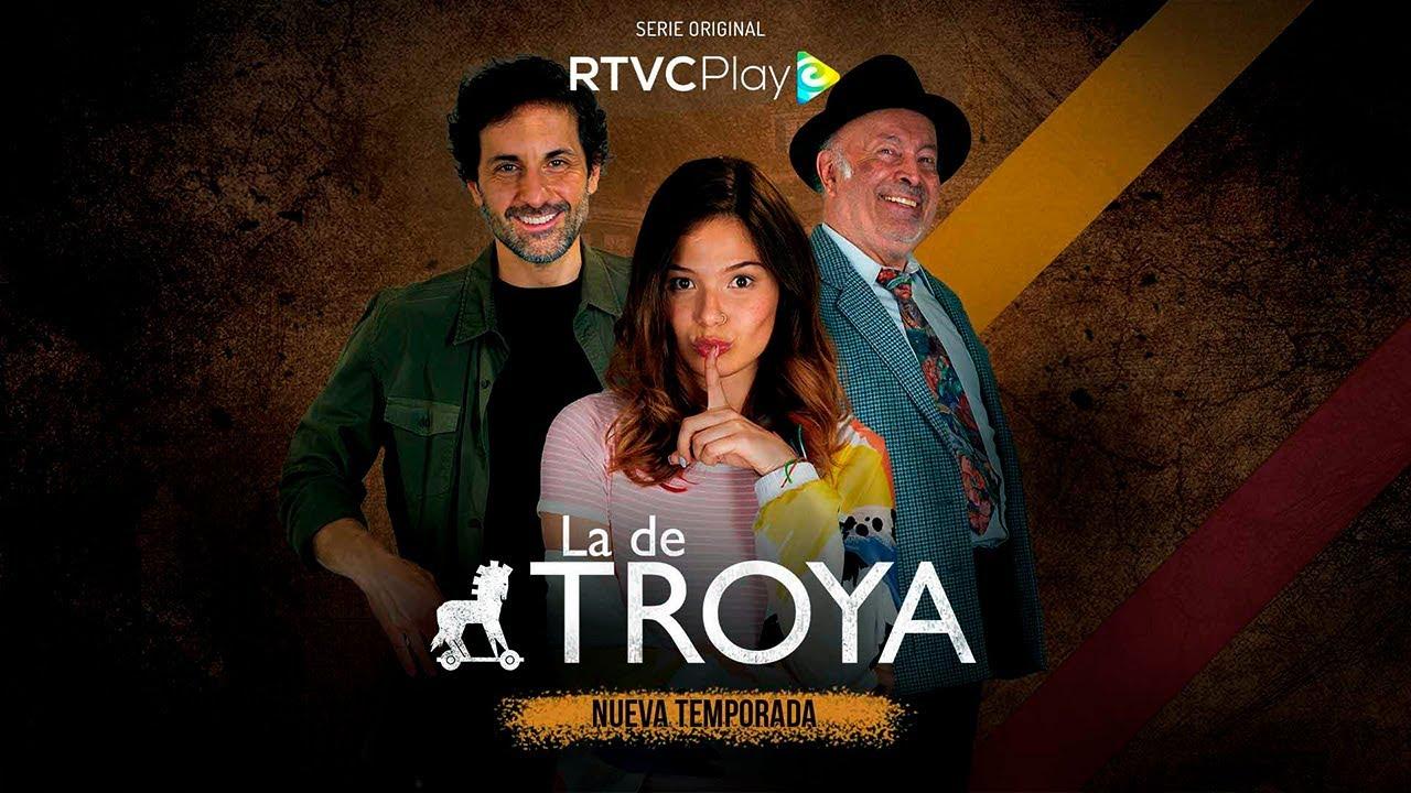 ¡Estreno! La de Troya 2a temporada | RTVCPlay