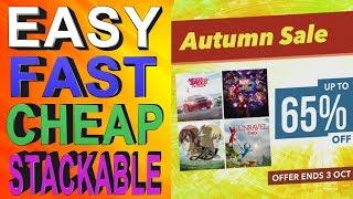 PS4 [HK] Autumn Sale | Easy - Fast - Cheap - Stackable - Platinum Games on Sale | ends 02/10/18