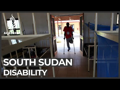 Al Jazeera English: South Sudan rehabilitation centres struggling to serve those with disabilities