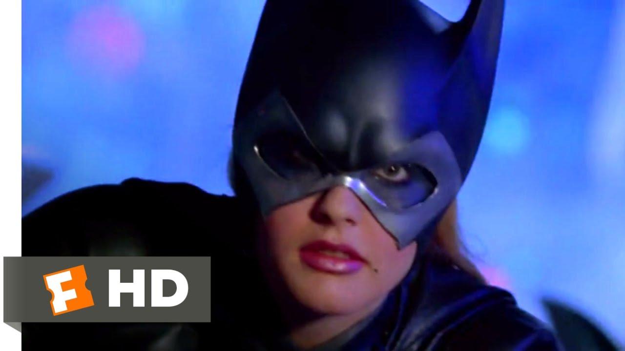 Batman Robin 1997 Let S Kick Some Ice Scene 9 10 Movieclips Youtube