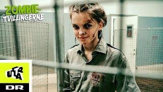 Kristine bliver forfulgt af zombietvilling | Zombie-tvillingerne Episode 6