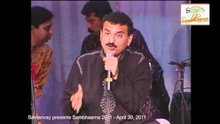 Sambhaarna 2011 - PART 5/6 - Samanvay presents - a Musical by Sammvad