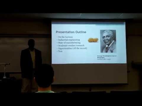 Dr. Dickens Engineering Presentation at Valencia College West Campus