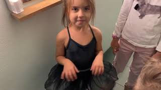 Каролина пошла на БАЛЕТ/ СКРЫТАЯ КАМЕРА /Родители следят за детьми