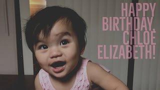 VLOG | Happy birthday, Chloe!