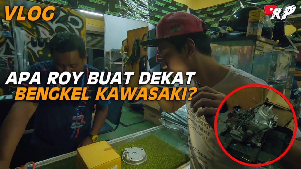 terjah bengkel kawasaki | supply barang kawa area banting kuala langat | VLoG #159