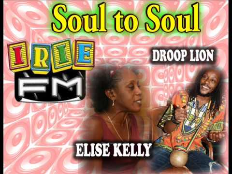 Elise Kelly Goes Soul To Soul With Droop Lion On Her Easy Skanking Show March 14 2013