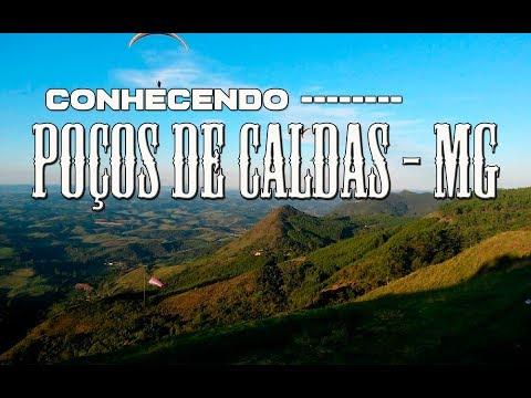 CONHECA POÇOS DE CALDAS - MINAS GERAIS BRASIL