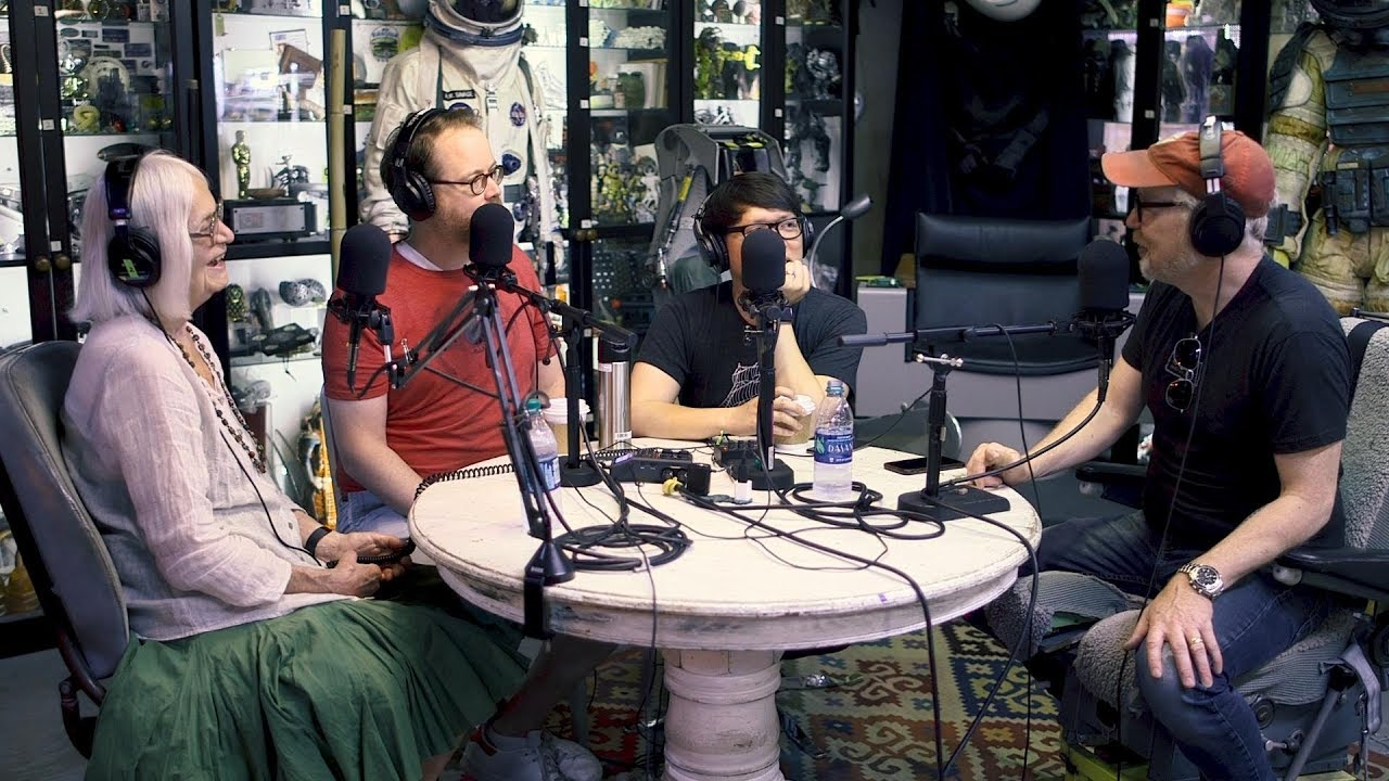 Download Fourth Wall - Still Untitled: The Adam Savage Project - 6/11/19