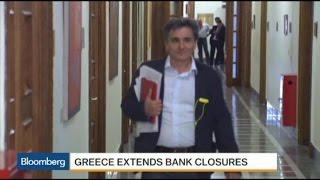 Meet Greece's New Finance Minister, Euclid Tsakalotos