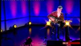 Seasick Steve-Purple shadows-BBC Breakfast-3 may 2013