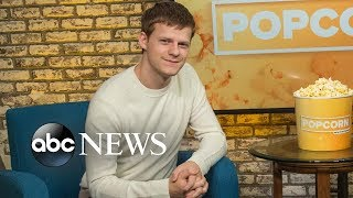 Actor Lucas Hedges on his skyrocketing career