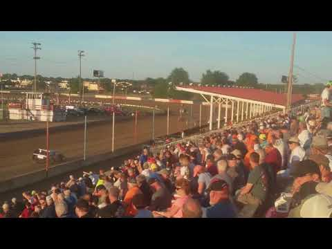 UMP Modifieds Heat 1 Terre Haute Action Track 5/23/18