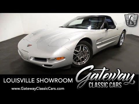1997 Chevrolet Corvette, Gateway Classic Cars Louisville #2336 LOU