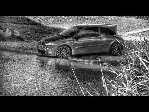 renault megane ii rs chappement rc racing youtube