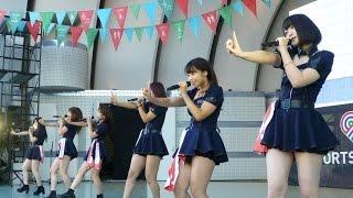 2016年10月15日 代々木公園野外ステージより SPORTS of HEART2016 アイ...