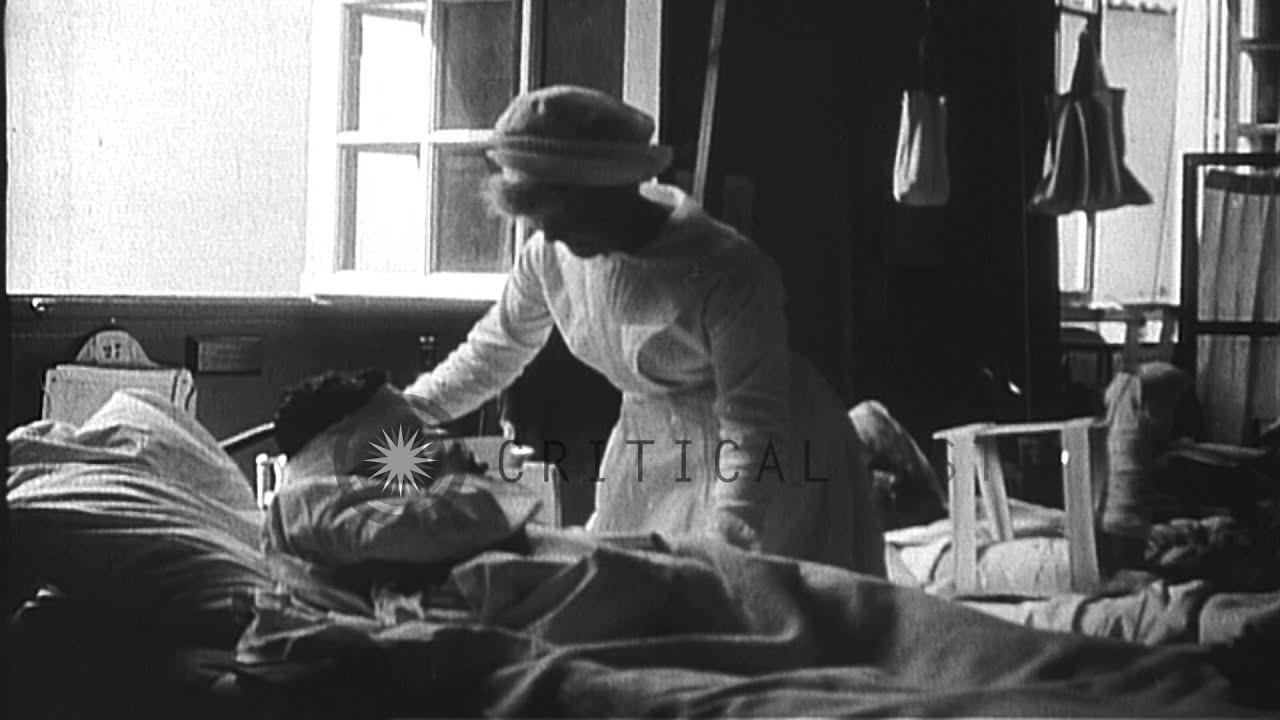Black nurse takes care of white patient - 1 part 7