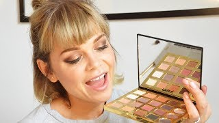 Tarteist Pro Palette Review and Demo - ooh and swatches