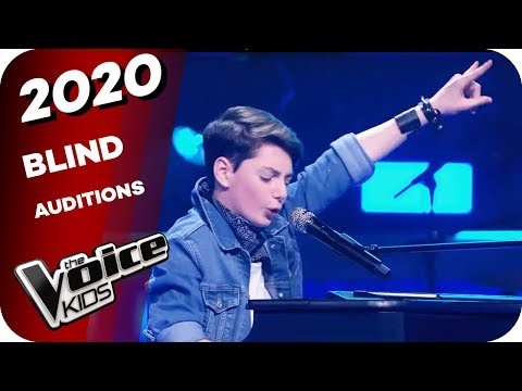 Queen Bohemian Rhapsody Luca The Voice Kids 2020 Blind Auditions Youtube
