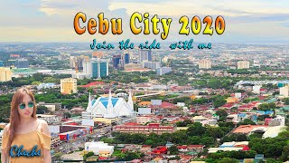 Cebu City 2020 the streets are still quiet | Downtown Cebu City & Ayala Mall | Cebu 2020 lockdown