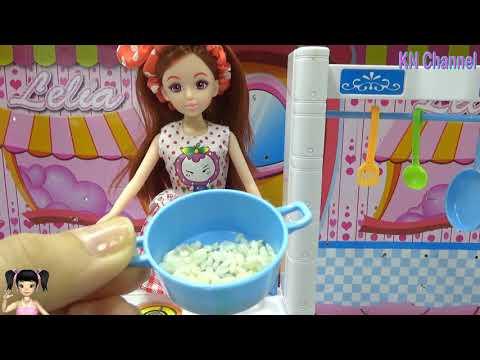 Thơ Nguyễn - Búp bê bán cơm phần