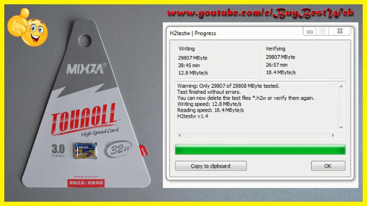 ТОП-10 Micro-SD карт памяти с сайта AliExpress - YouTube