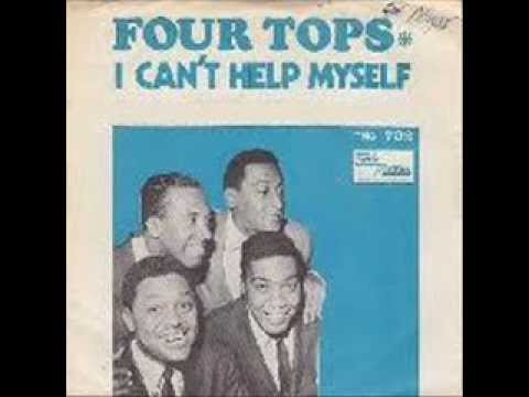 THE FOUR TOPS  I CANT HELP MYSELF  ITS THE SAME OLD SONG