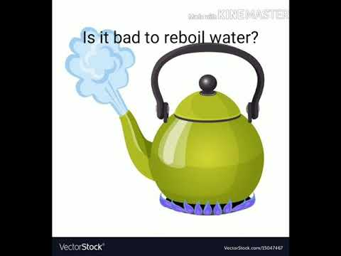 Is-Reboiling Water Safe?