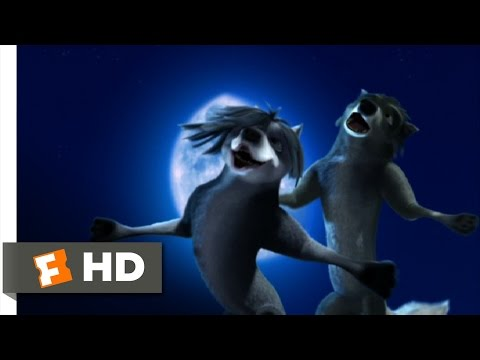 Alpha and Omega (4/12) Movie CLIP - Moonlight Howl (2010) HD
