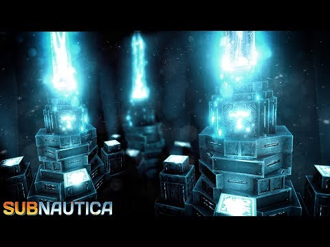 Subnautica - THEY COULD LITERALLY DESTROY ALL WORLDS - The Prison - Subnautica Full Release Gameplay