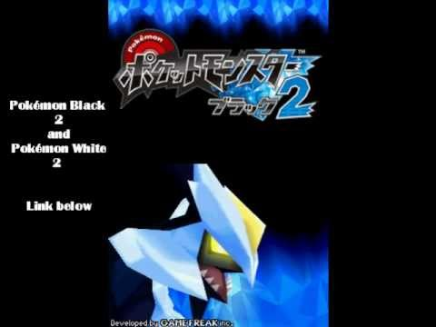 pokemon black 2 patched english rom