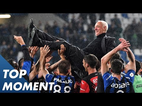 Atalanta Qualify for the Champions League for the First TIme Ever! | Serie A