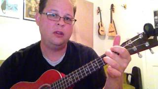 Elliott Smith - Needle In The Hay - Ukulele Tutorial