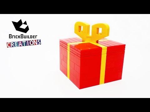 LEGO MOC CHRISTMAS PRESENT | 164pcs | Brick Builder Creations