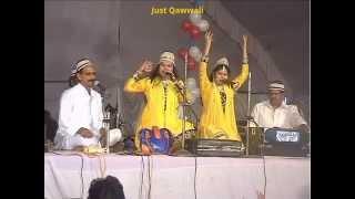 Sanam Sahiba Qaawali l Hum Hain Diwane Nabi Ke l Lucknow-2015