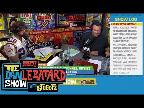 Men In Blazers on Zlatan, most arrogant footballer (its Ronaldo), more | Dan Le Batard Show | ESPN