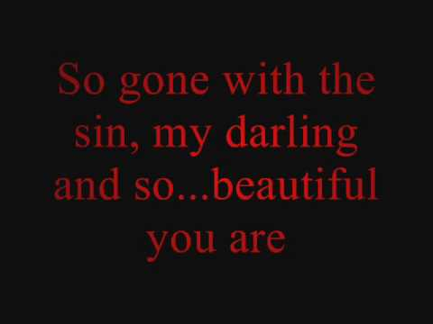 HIM - Gone with the Sin (O.D. Version) Lyrics