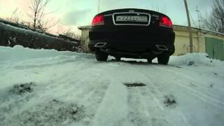 Выхлоп Magnaflow на Hyundai Sonata 5