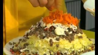 Для гурманов 24. Салат Аби-гу и десерт Апельсиновый смак