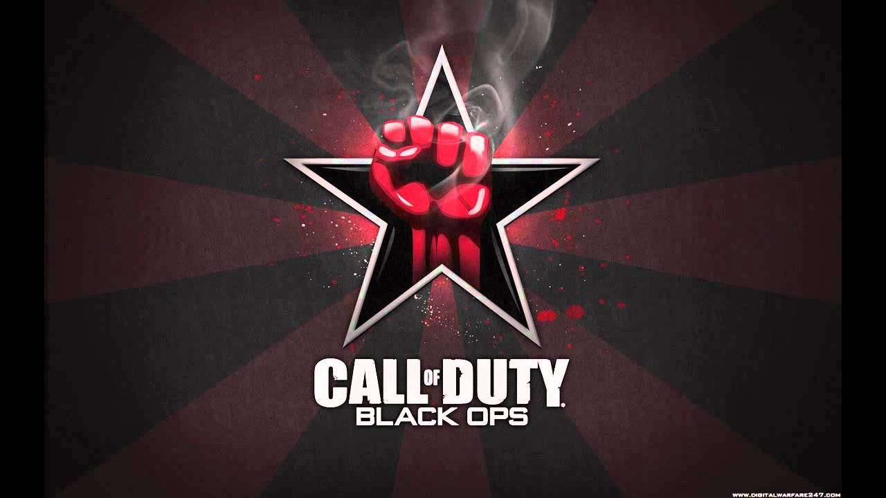 Official Spetsnaz Logo Black Ops  Spetsnaz theme