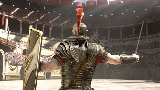 Ryse: Son of Rome - G3258 & HD7850 - Gameplay PC