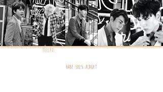 Super Junior - Magic {Color coded lyrics Han Rom Eng}