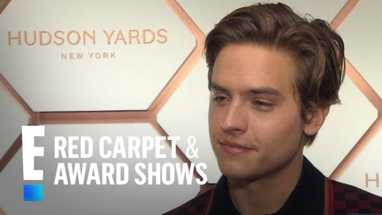 Dylan Sprouse Gushes Over Relationship With Barbara Palvin