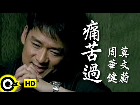 周華健 Wakin Chau&莫文蔚 Karen Mok【痛苦過 Felt pain】Official Music Video streaming vf