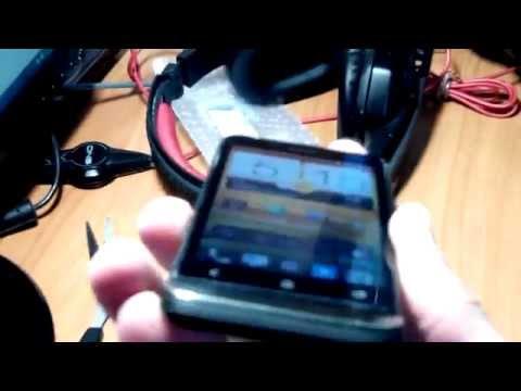 Замена тачскрина на HTC One V